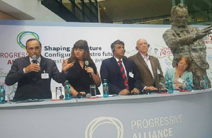 Habib El Malki élu au Comité directeur de l'Alliance progressiste