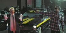Snoop Dogg fait polémique en tirant sur un faux Trump dans un clip