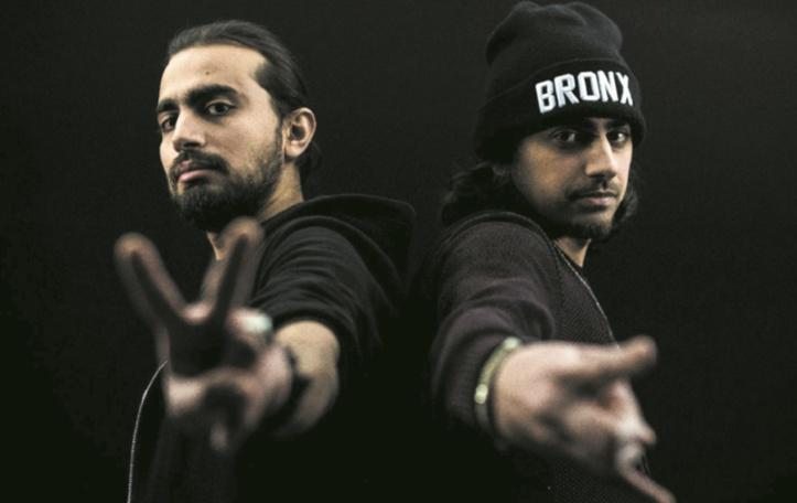 """De Yarmouk à Paris, les """"Réfugiés du rap"""" trouvent asile dans la musique"""