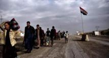 150.000 personnes ont fui la bataille de Mossoul-Ouest