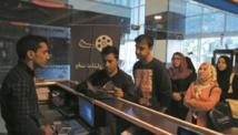 """Un cinéma """"familial"""", bol d'air pour les femmes de Kaboul"""