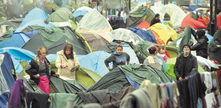 Les ONG fustigent la politique migratoire de l'Europe