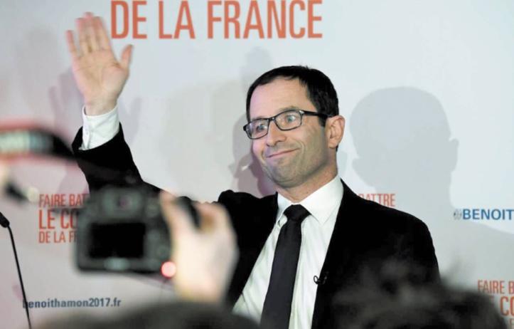 Forte prestation de Benoît Hamon