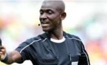 Un arbitre ghanéen suspendu à vie par la Fifa