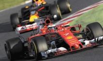 Comme leur voiture, les pilotes de F1 doivent montrer les muscles
