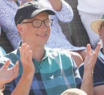 Bill Gates toujours le plus riche, les géants d'Internet se rapprochent