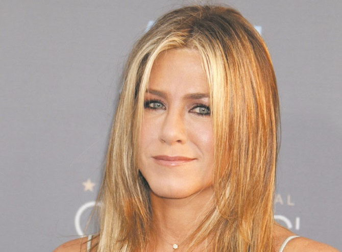 Jennifer Aniston en reine de beauté