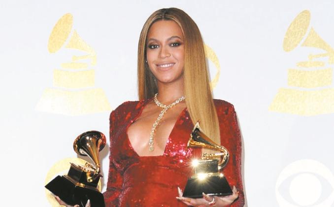 Le geste de cœur de Beyoncé