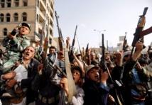 Démonstration de force rebelle deux ans après l'intervention arabe au Yémen