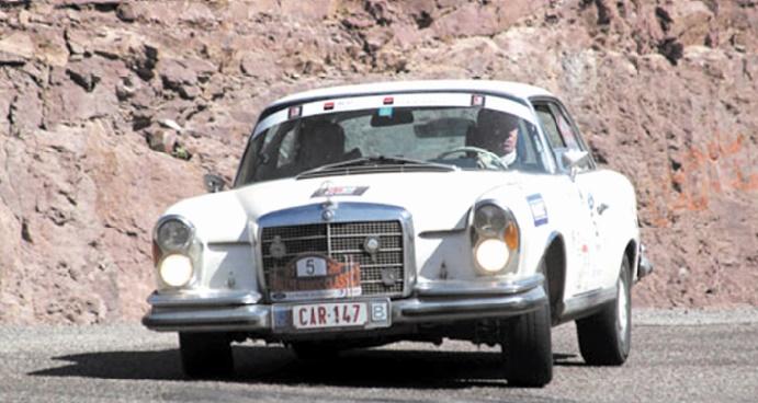 Hiérarchie respectée au 24ème Rallye Classic