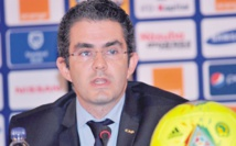 Hicham El Amrani jette l'éponge