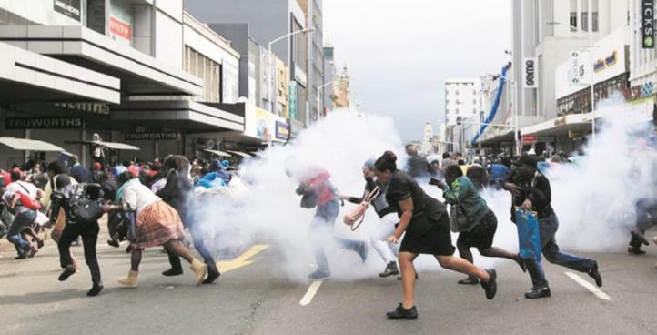 L'infernal duo inégalités-violence en Afrique du Sud