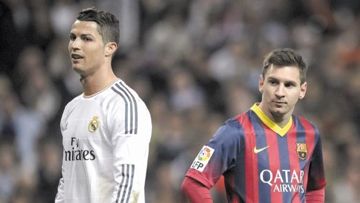 Ronaldo mieux payé que Messi