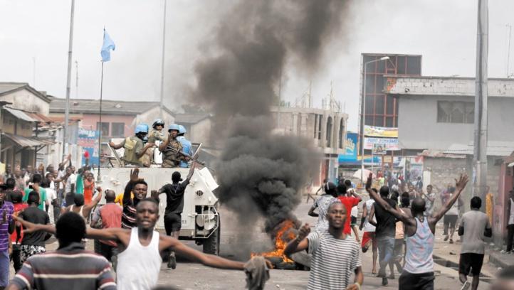 L'UE, l'ONU et l'UA préoccupées par  les violences en RDC