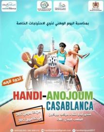 1ère édition de Handi-Anojoum