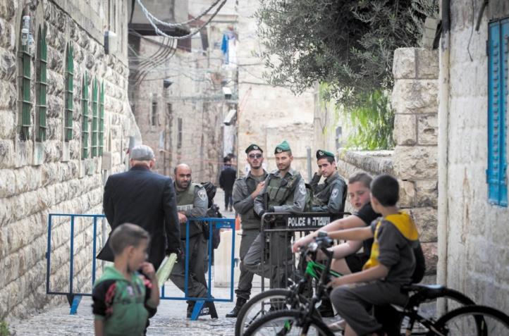 Palestiniens et ONG israéliennes  dénoncent l'annonce d'une nouvelle colonie juive