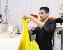 Sami Nouri, de la route de l'exil aux défilés de mode