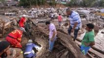 La Colombie en deuil, plus de  200 morts dans une coulée de boue