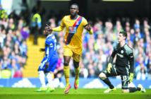 Crystal Palace stoppe l'élan victorieux de Chelsea