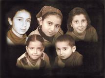 Les cinq petites victimes