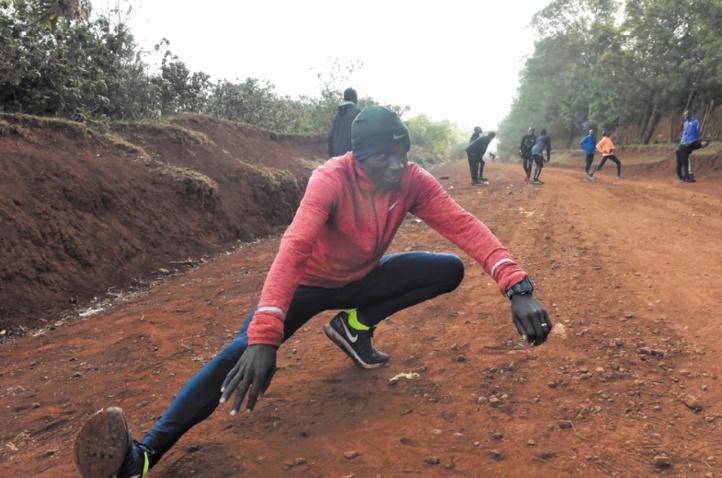Le marathon en moins de 2 heures Le pari fou du Kényan Kipchoge