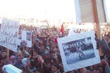 Gaza en feu, des manifestations partout à travers le Royaume