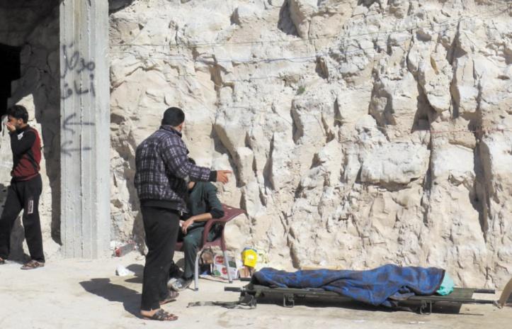 Le Conseil de sécurité de l'ONU saisi pour condamner l'attaque chimique