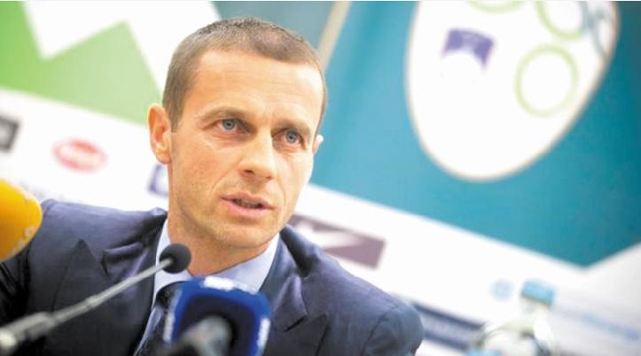 Aleksander Ceferin: L'UEFA ne cèdera jamais au chantage