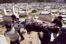 Tsahal menace d'intensifier ses opérations criminelles à Gaza