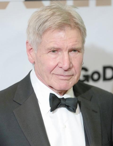 Les 50 acteurs les plus rentables d'Hollywood : HARRISON FORD