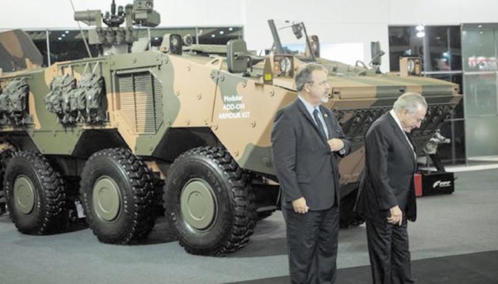 L'art de la guerre appliqué à la vente d'armes au Brésil
