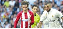 Griezmann écœure le Real, le Barça n'en profite pas