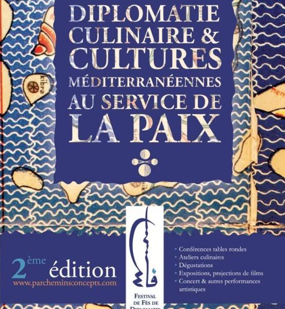 Les recettes de Ziryab revisitées à Fès : Un festival de diplomatie culinaire du 27 au 30 avril 2017