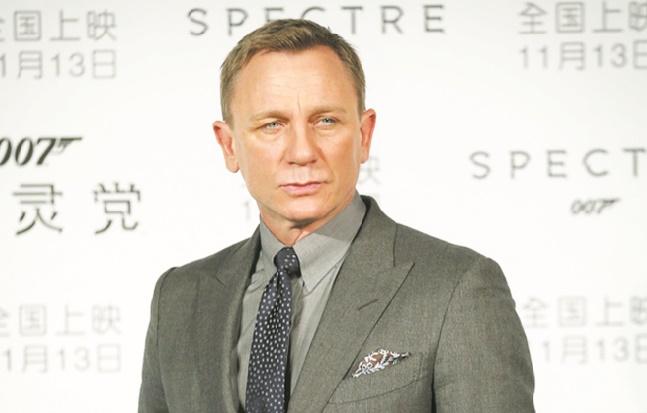 """Daniel Craig rempilerait pour un nouveau """"James Bond"""""""