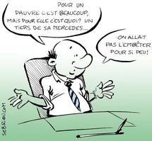 Rencontre sur les dispositions de la loi de finances 2009