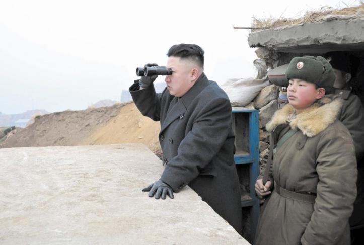 La Corée du Nord se dit prête à la guerre  avec les Etats-Unis