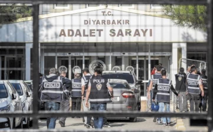 Forte explosion près d'un QG de la police à Diyarbakir en Turquie