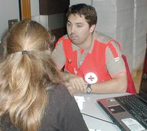 Croix Rouge française et Croissant Rouge marocain