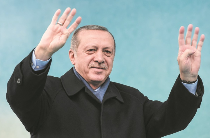 Erdogan, la course effrénée au pouvoir