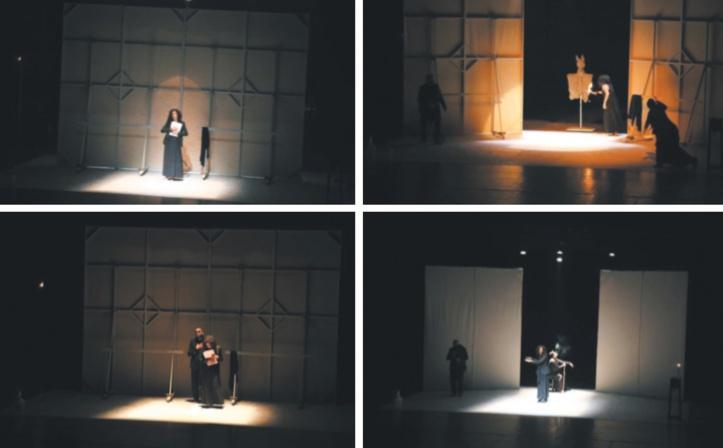 """""""Solo"""", une fabuleuse mise en scène de """"La nuit sacrée"""" de Tahar Ben Jelloun"""