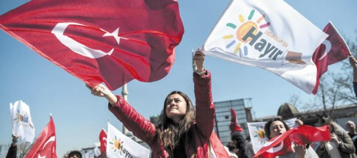 Le référendum turc, dernier acte avant la rupture ?