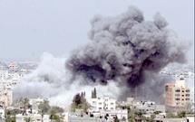 A la suite de nouveaux tirs de roquettes palestiniennes