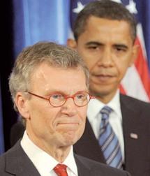 Deux forfaits en une journée dans la nouvelle administration américaine