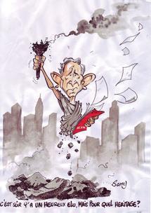 Héritage de Bush : la fin d'une erreur ?