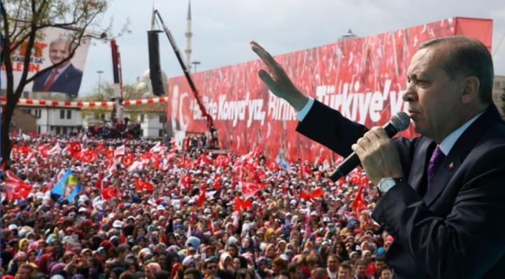 Victoire  étriquée  et contestée pour Erdogan au référendum en Turquie