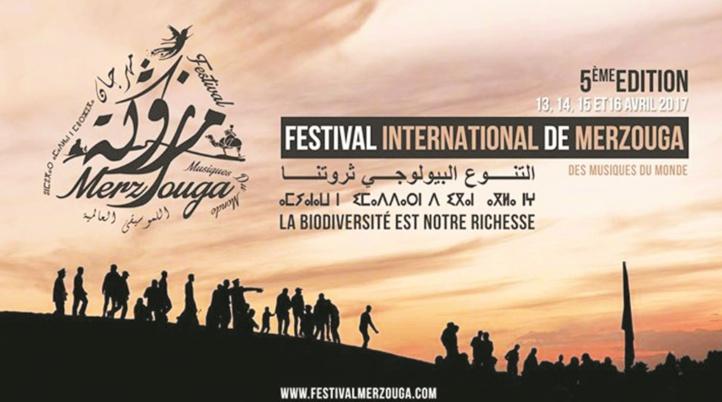 Clôture du Festival international de Merzouga aux rythmes de la musique amazighe