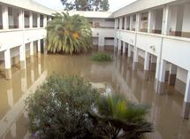 La responsabilité n'incombe pas seulement aux changements climatiques : La région de Tétouan-Tanger submergée