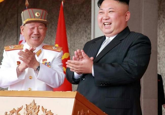 Pyongyang promet des tirs balistiques  hebdomadaires