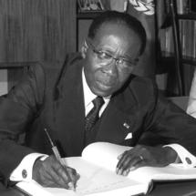 Hommage à Léopold Sédar Senghor