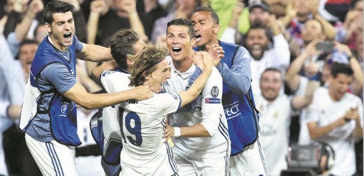 Real et Atletico en demi-finales, le Bayern en vain